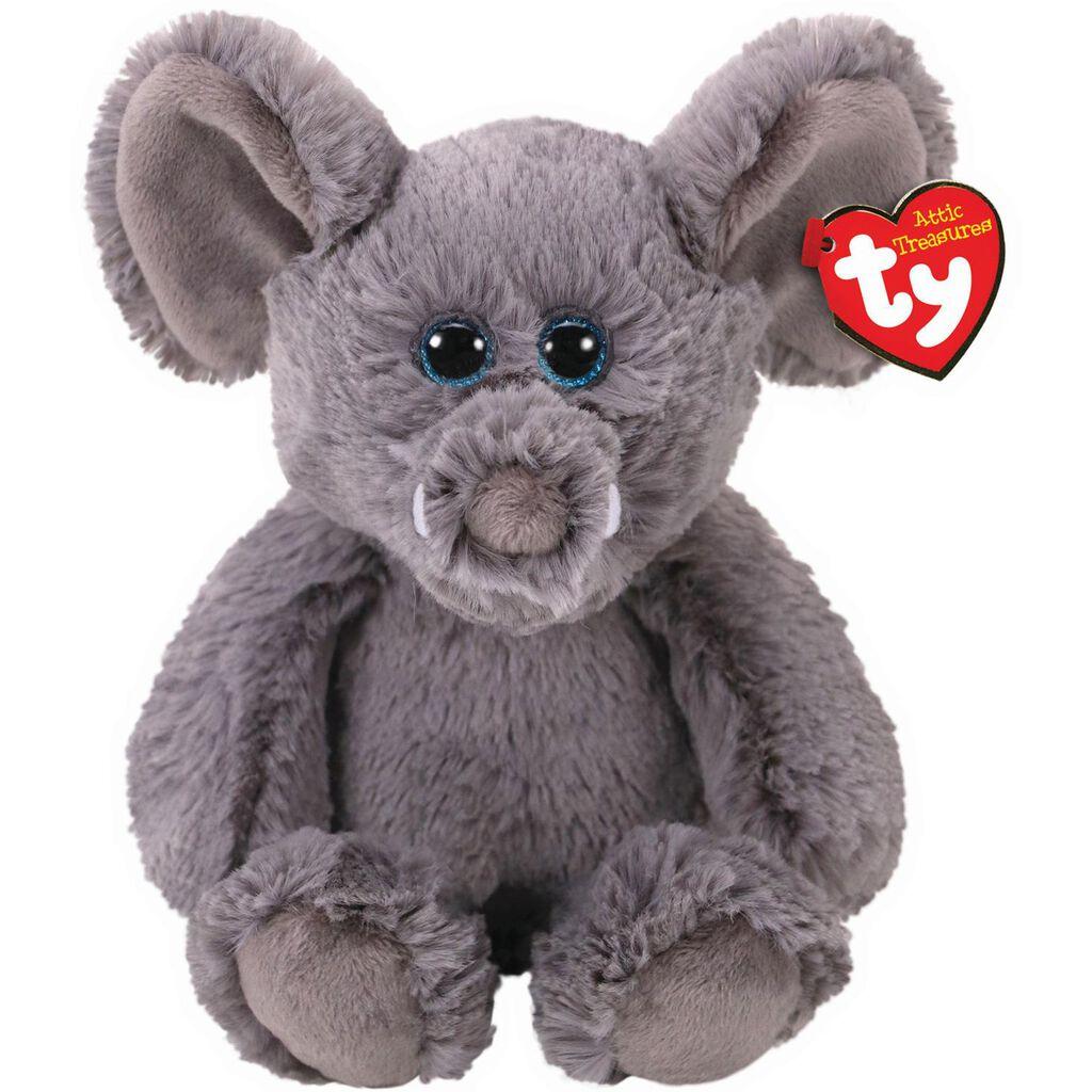 8aa63bdc7 Ty® Attic Treasures Ella Elephant Stuffed Animal