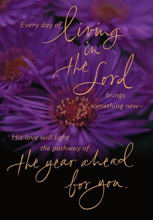 Joyous Birthday Prayer Birthday Card