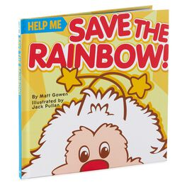 Rainbow Brite™ Save the Rainbow Storybook, , large