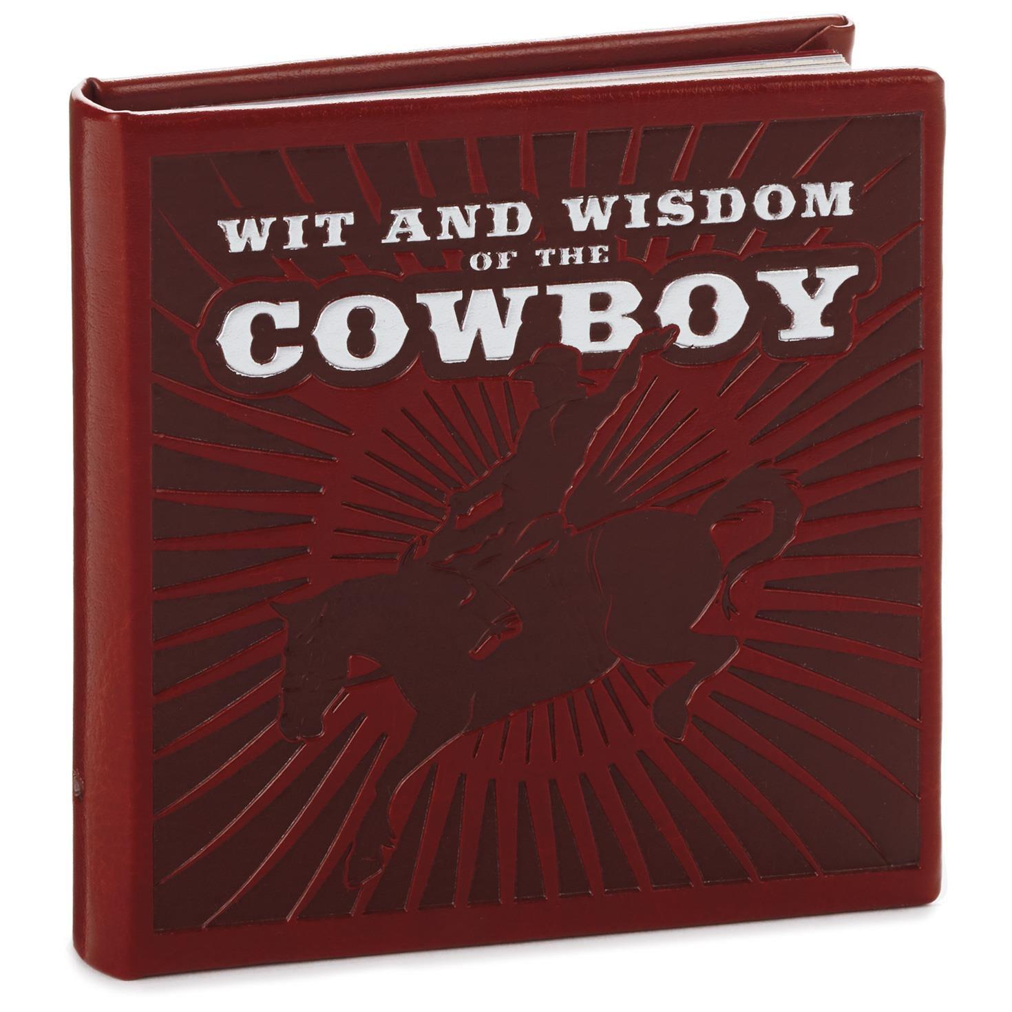 hard won u2013 cowboy wisdom Array