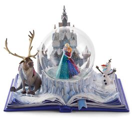 """Disney Frozen Wonders Within """"An Act of True Love"""" Musical Water Globe, , large"""