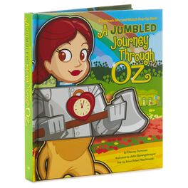 A Jumbled Journey Through OZ Mix-and-Match Pop-Up Book, , large