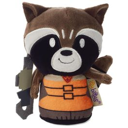 itty bittys® Guardians of the Galaxy Rocket Raccoon Stuffed Animal Limited Edition, , large