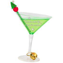 Tini Bit Merry Appletini Ornament, , large