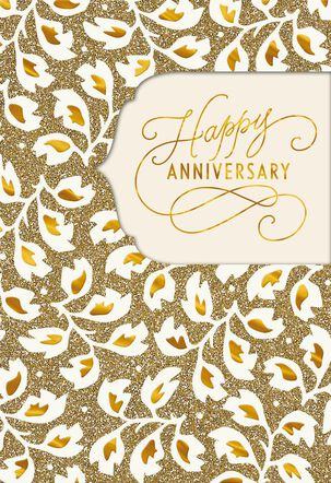 The Man I Love Anniversary Card for Husband