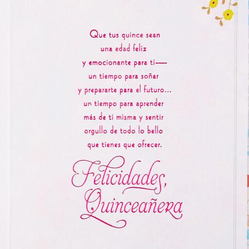 Quinceañera Cards Hallmark