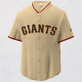 San Francisco Giants™ Jersey Ornament, , large