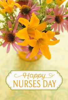 Nurses day cards hallmark thanks for everything you do nurses day cards pack of 6 m4hsunfo Choice Image