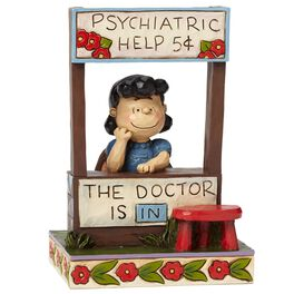 Jim Shore The Doctor Is In—Lucy Figurine, , large
