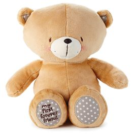 "Forever Friends™ 12"" Stuffed Bear, , large"