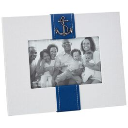 Anchor Picture Frame, 4x6, , large