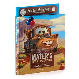 Mater's Rev'd Up Surprise Interactive Book, , large