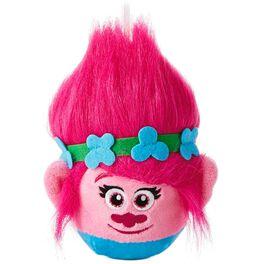 DreamWorks Trolls Poppy Fluffball™ Stuffed Ornament, , large