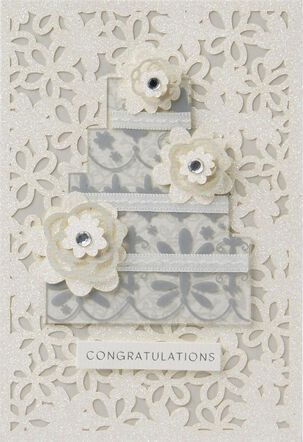 A Lifetime of Love Wedding Card