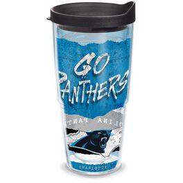 Tervis® Carolina Panthers Statement Tumbler, 24 oz., , large