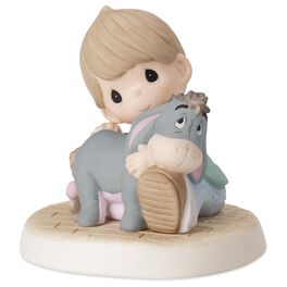 Precious Moments® A Hug Is No Bother Eeyore Figurine, , large