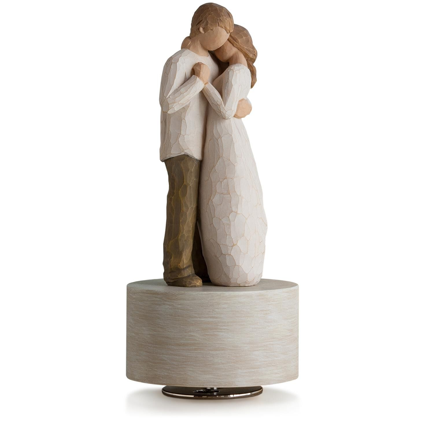 Willow Tree® Promise Musical Engagement Wedding Love Figurine ...