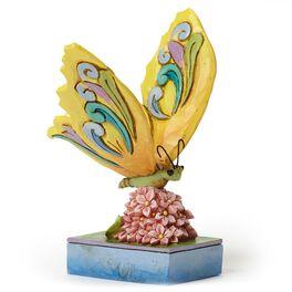 Jim Shore Mini Butterfly Figurine, , large