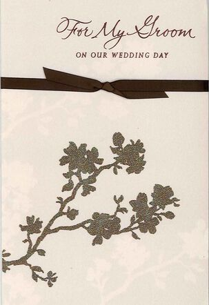 You Make My Life Complete Wedding Card