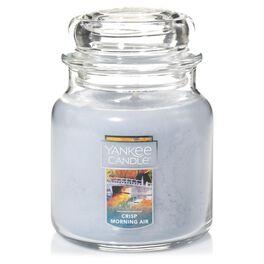Crisp Morning Air Medium Jar Candle by Yankee Candle®, , large