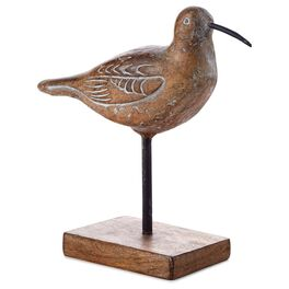 Cedar Cove Large Wooden Shore Bird Stand, , large