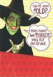 wizard of oz™ gifts  hallmark, Birthday card