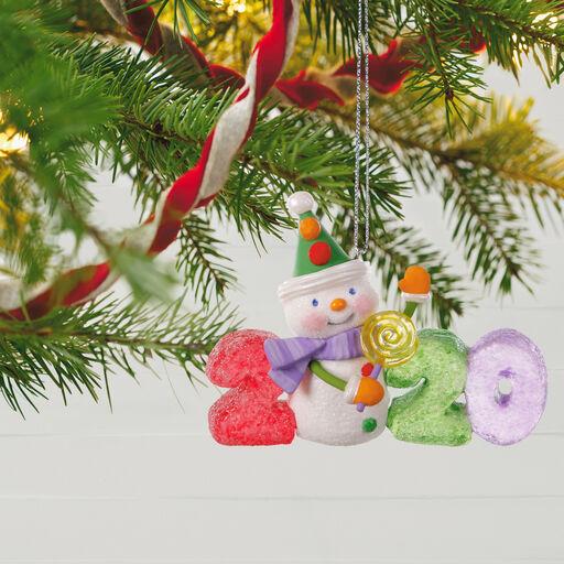 Paw Patrol Christmas Ormament Dated 2020 Keepsake Ornaments | Hallmark Ornaments | Hallmark