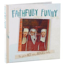 Faithfully Funny Gift Book, , large