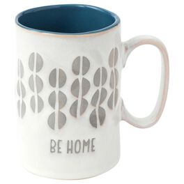 Be Home Stoneware Mug, 12 oz., , large