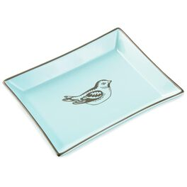 Classic Ceramic Note Tray, , large