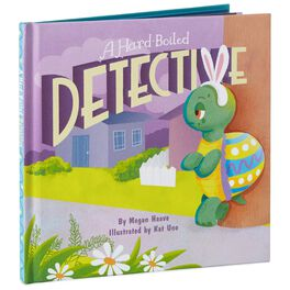 A Hard Boiled Detective Easter Turtle Companion Book, , large