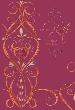 You're Everything Sweetest Day Love Card for Wife