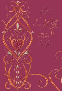 You're Everything Sweetest Day Love Card for Wife,