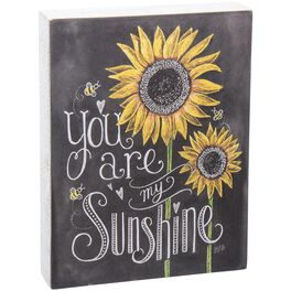 Primitives by Kathy You're My Sunshine Chalk Sign, , large