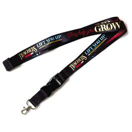 Teacher Lanyard, , large