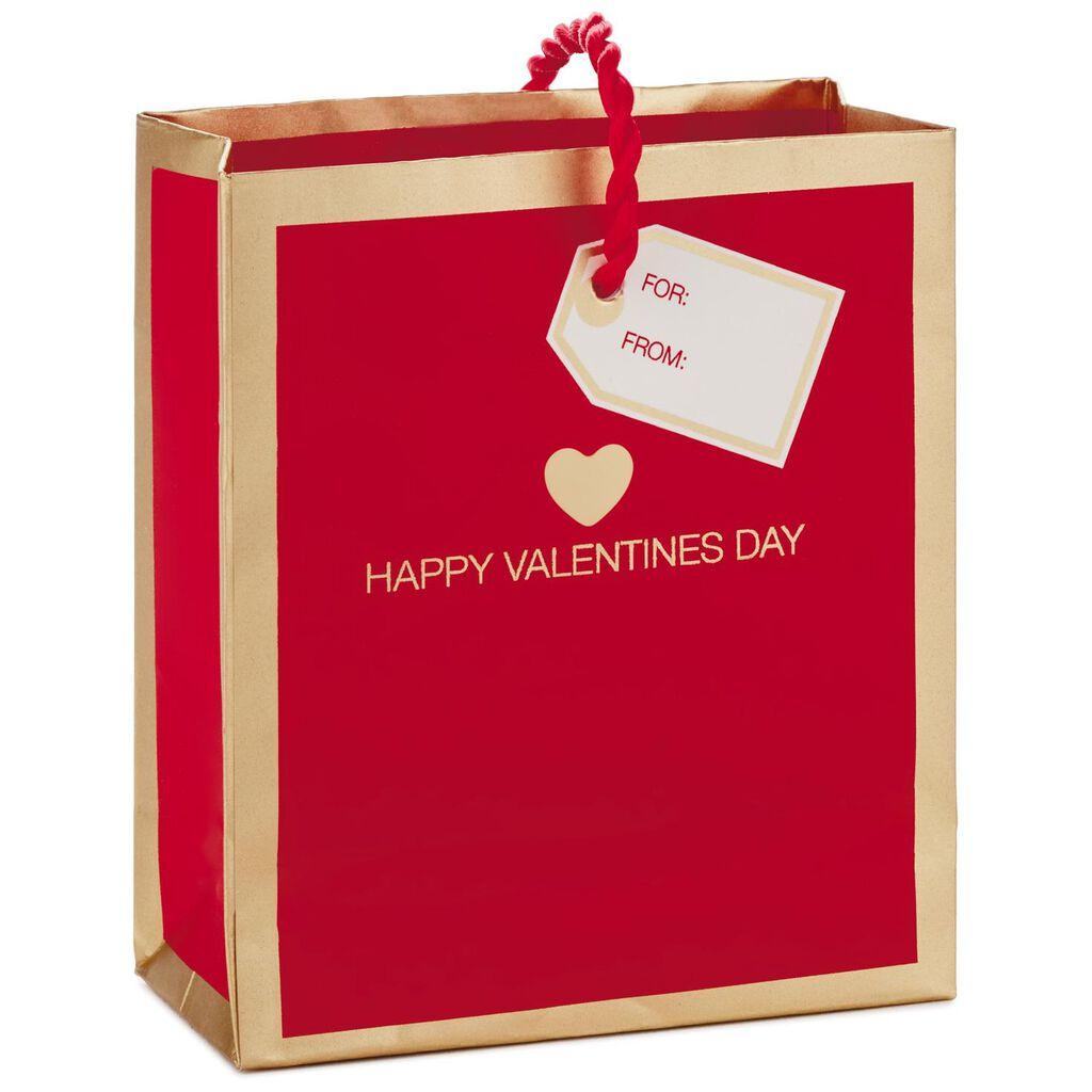 Happy Valentine S Day Gift Card Holder Mini Bag 4 5 Gift Card