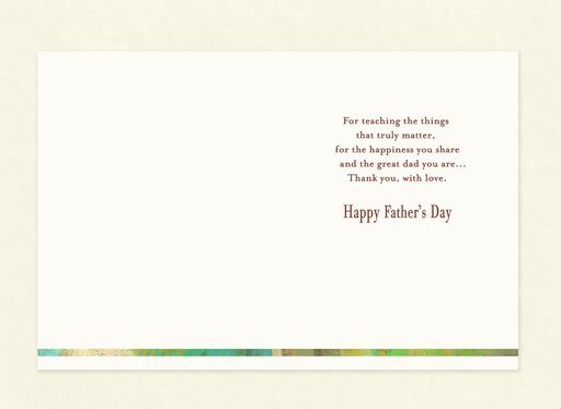 You're the Best Father's Day Card,