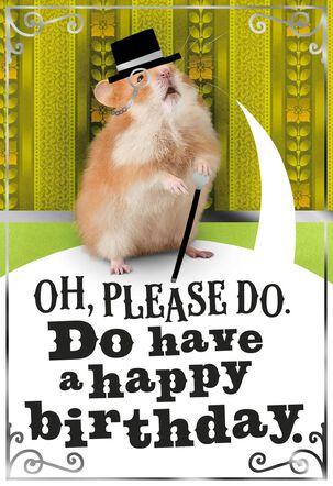 Do Do Funny Birthday Card