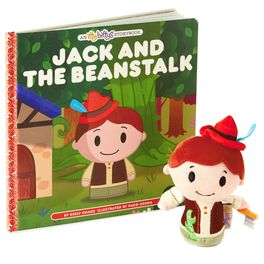 itty bittys® Jack and the Beanstalk Stuffed Animals and Storybook Set, , large