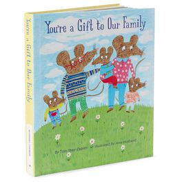 You're a Gift to Our Family Recordable Storybook, , large