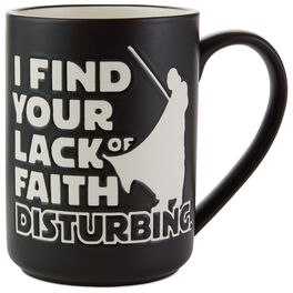 Star Wars™ Lack of Faith Mug, , large