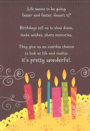 Pretty Wonderful Birthday