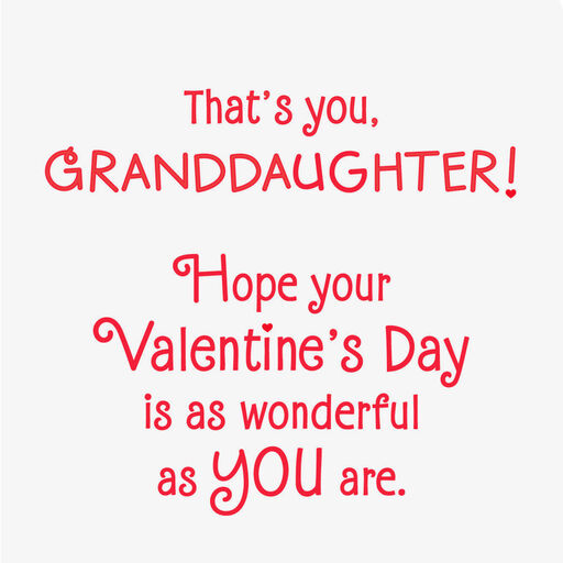 f8deda8c927 ... Minnie Mouse Valentine s Day Card for Granddaughter