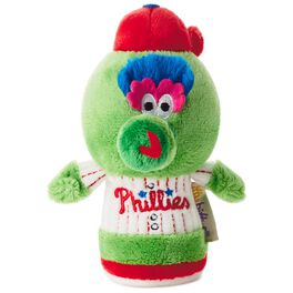 MLB Philadelphia Phillies™ Mascot Phillie Phanatic™ itty bittys® Stuffed Animal, , large
