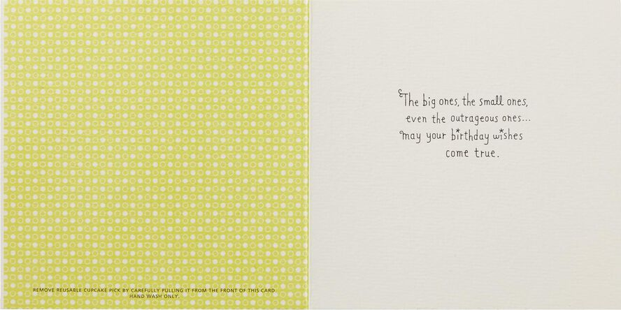 Wishes Of All Sizes Birthday Card Greeting Cards Hallmark