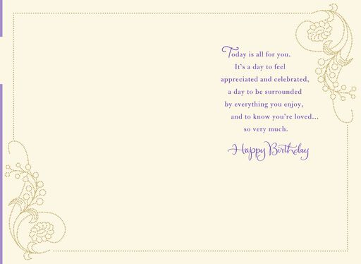 Thomas Kinkade For a Special Great-Grandma Birthday Card,