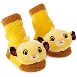 Simba itty bittys® Baby Rattle Socks, , large