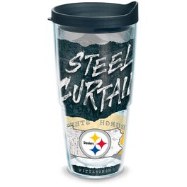 Tervis® Pittsburgh Steelers Statement Tumbler, 24 oz., , large