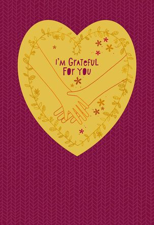 You Unlocked My Heart Sweetest Day Card