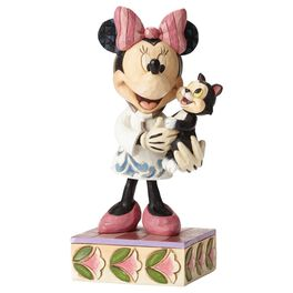 Jim Shore® Minnie Mouse Tender Love and Care Veterinarian Figurine, , large